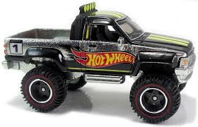 87 Toyota Truck - 70mm - 2012 | Hot Wheels Newsletter Hot Wheels Trackin Trucks Speed Hauler Toy Review Youtube Stunt Go Truck Mattel Employee 1999 Christmas Car 56 Ford Panel Monster Jam 124 Diecast Vehicle Assorted Big W 2016 Hualinator Tow Truck End 2172018 515 Am Mega Gotta Ckc09 Blocks Bloks Baja Bone Shaker Rad Newsletter Dairy Delivery 58mm 2012 With Giant Grave Digger Trend Legends This History Of The Walmart Exclusive Pickup Series Is A Must And