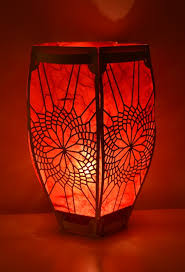Laser Cut Lamp Shade by High Low Tech U2013 Paper Lamps With Codeable Objects