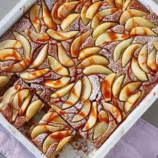mohn apfel kuchen rezept essen und trinken