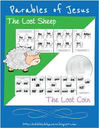 The Pumpkin Patch Parable Pdf by Free Parable Of The Lost Sheep Lesson Sheep Scriptures And Coins