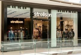 rideau shopping centre stores inside strellson s new rideau centre store