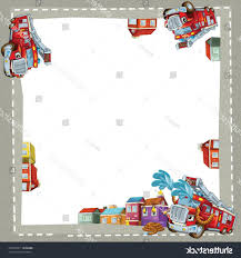 Fire Truck Clipart Border - Free Clipart On Dumielauxepices.net