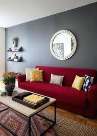 Paint Colors Living Room Red Brick Fireplace by Deep Red Living Room Image Of Interior House Colors Living Room