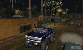 New Skin A Monster Truck For GTA San Andreas Hilarious Gta San Andreas Cheats Jetpack Girl Magnet More Bmw M5 E34 Monster Truck For Gta San Andreas Back View Car Bmwcase Gmc For 1974 Dodge Monaco Fixed Vanilla Vehicles Gtaforums Sa Wiki Fandom Powered By Wikia Amc Pacer Replacement Of Monsterdff In 53 File Walkthrough Mission 67 Interdiction Hd 5 Bravado Gauntlet