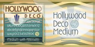 deco typography history showcase of typografic inspirations sans serif vintage