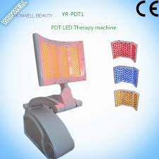 Portable PDT led light therapy machine