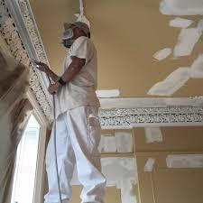 Using A Paint Sprayer For Ceilings by Interior Home Painting Portfolio Brooklyn Ny Jp Interiors