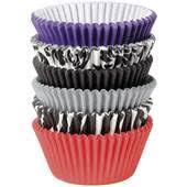 Wilton Damask Zebra Cupcake Cases 150 Pack