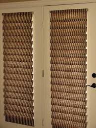 French Door Treatments Ideas by Interesting Front Door Roman Shade And Best 25 French Door Blinds