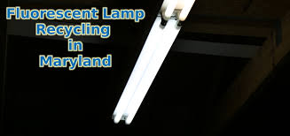 fluorescent light bulb recycling disposal pasadena annapolis