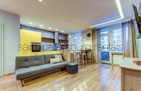 100 St Petersburg Studio Apartments Authors Design 2room Apartment With A Loggia To Let At 51