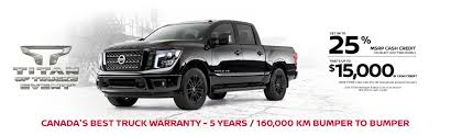 Burlington Nissan: New & Used Nissan Dealership   Burlington, ON. 2017 Used Nissan Titan Xd 4x4 Diesel Crew Cab Sl At Alm Gwinnett Would You Buy A Warrior With Twinturbo V6 2013 Frontier Truck Black 4x4 16n007b Vehicles For Sale In Hammond La Ross Downing Ford F250 Mccluskey Automotive Sv New Wave Auto Sales Serving Trucks Near Ottawa Myers Orlans Used 2018 Yorks Of Houlton Used 8 Ton Nissan Ud80 Drop Sides 2000 Junk Mail View Vancouver Car And Suv Budget For Jacksonville Fl