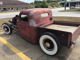 OnAllCylinders – Lot Shots Find Of The Week: 1941 Chevy Truck Rat Rod