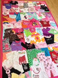 memory quilt first year quilt 1st year blanket baby clothes