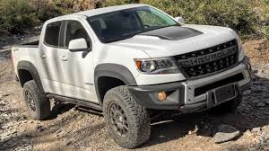 100 Chevrolet Colorado Truck 2019 ZR2 Bison First Drive Review AEV
