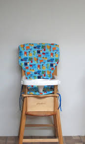 Highchair Pad, Baby Accessory, Eddie Bauer Wooden Chair Replacement ...