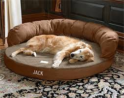 bolster dog bed bolster bed with memory foam orvis