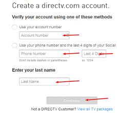 directv register