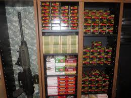 Cabelas Gun Cabinet by Diy Gun Ammo Display For Under 20 Youtube