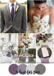 Magnificent Wedding Colors With Best 25 Grey Purple Ideas On