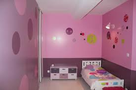peinture decoration chambre fille la peinture des chambres de filles