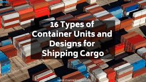 100 Steel Shipping Crates 16 Types Of Container Units And Designs For Cargo