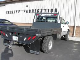 100 Truck Flatbeds ProLine Fabrication