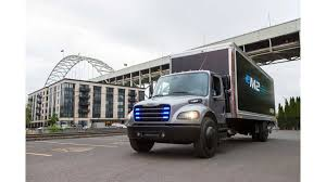 100 Used Freightliner Trucks For Sale Daimler Hands Over First Electric EM2 Truck To