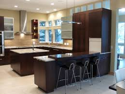 Full Size Of Kitchen Cabinetsmodern Espresso Cabinets With Granite