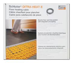 Schluter Heated Floor Manual by Schluter U2013 American Fast Floors