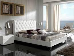 chambre avec tete de lit capitonn lit avec tete de lit capitonnée lit beige 160 en tissu avec t te de