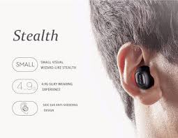 Mini In Ear Wireless Bluetooth 4 1 Earbud for iPhone Samsung