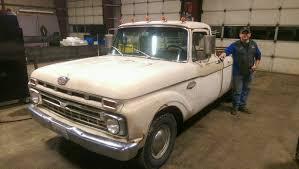 100 Lnc Truck 1966 Ford F100 Kevin V LMC Life