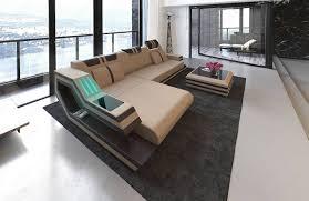104 Modren Sofas Hollywood Modern Fabric Sectional Sofa Sofadreams