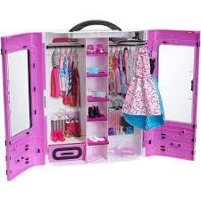 Barbie Fashionistas Ultimate Closet Playset Purple
