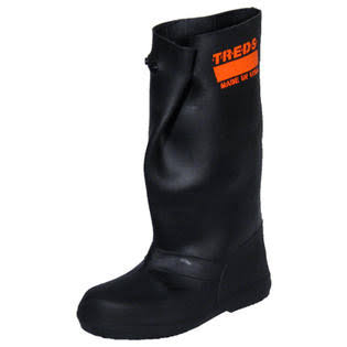 Treds Rubber Overshoe Boots