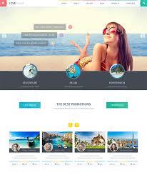 22 Beautiful Travel Website Templates