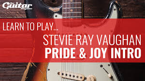 Learn To Play Pride Joy By Stevie Ray Vaughan
