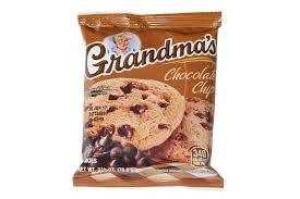 Grandma s Chocolate Chip Cookie s 2 5oz
