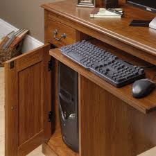 Sauder Computer Desk Cinnamon Cherry Dimensions by Camden County Computer Desk With Hutch 101736 Sauder
