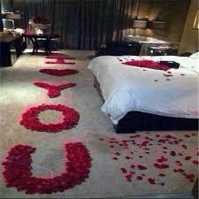 Artificial Petal 1000pcs Cheap Silk Rose Flower Petals Wedding