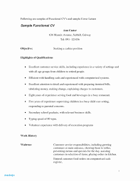 Examples Of Resumes For Teachers Fresh Great Teacher Resume Inspirational