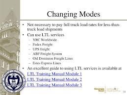 100 Estes Truck Lines ISyE 6203 Inventory Vs Transport Ppt Download