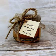 SET OF 36 Rustic Chic Pure Raw Honey Wedding Favors Counrty Barn Party Baby Showers Bridal