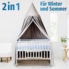 2in1 baby baldachin betthimmel bett baldachin kinder babys bett baumwolle hängende moskitonetze spielzelte dekoration lesen fürs kinderzimmer