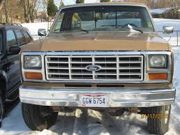 100 Ford Truck 1980 1984 Ford F250 4x4 85 Ford Truck 69 Diesel For Sale In Canton