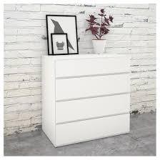 4 Drawer Dresser Target by Monterey Kids 4 Drawer Chest White Nexera Target