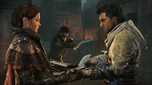 Jack The Ripper Assassins Creed Syndicate Templars And Enemies