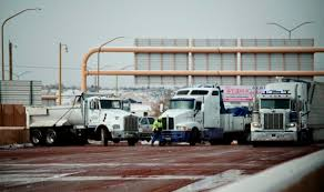 100 Tow Truck Albuquerque ABQ Weatherrelated Closures Fatal Wreck Reported Journal