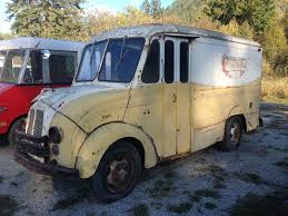 Other Makes : 1961 Divco 200B Refrigerated Milk Truck X | Motor Car ... Bits N Pieces Scifi Book Promotional Milk Truck A Family Affair 1965 Divco Crystal Milk Truck 1 Cars Page Customs Chop Bobs 1963 Divco 18 Madvanz Us Salvage Autos On Twitter Ebay 1992 Chevrolet P30 Step Van Old Car Junkie 1936 Delivery For Sale Classiccarscom Cc885312 1951 Milk Truck Sale Awesome For Ice Cream Man 1948 Helms Bakery Trucka Rare And Colctable Piece Of 1950